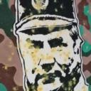 "Organizacija ""Mlada Vojvodina"" uništila je mural Ratka Mladića"