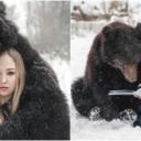 Djevojka spasila medvjeda iz zatočeništva, nakon čega su postali najbolji prijatelji…