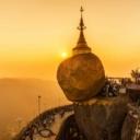 Zlatni kamen na rubu planine kojeg turisti obožavaju