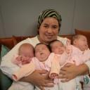 Rodila četvorke nakon što je u rizičnoj trudnoći preboljela COVID-19