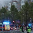 Eksplozija u zgradi u Göteborgu, 25 osoba hospitalizirano