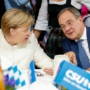 Angela Merkel pozvala da se glasa za Armina Lascheta