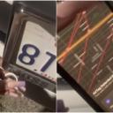 Šokirala se kada je ispod registarske tablice pronašla uređaj za praćenje