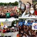Njemačka: Greta Tunberg predvodila masovne demonstracije za zaštitu klime