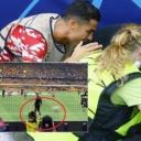 Pojavio se snimak kako je Ronaldo pogodio zaštitarku: Mislila sam da sam mrtva