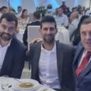 Novak Đoković na svadbi džudiste Nemanje Majdova, fotografirao se sa Miloradom Dodikom