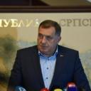 Dodik: Komšić je samovoljno otišao u New York i prekršio Ustav BiH