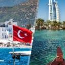 Jesenja putovanja sa Golden Toursom: Istanbul, Dubai i Jadranska obala