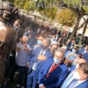 Bronzana statua žene u prozirnoj haljini izazvala ljutnju javnosti u Italiji
