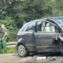Saobraćajna nezgoda kod Lašve, povrijeđene četiri osobe
