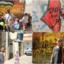 Grafiti palestinskih mališana u izbjegličkim kampovima krik nade u bolje sutra