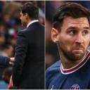 Messi odbio rukovanje s trenerom PSG-a nakon što ga je zamijenio na utakmici