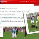 Nesvakidašnji trenutak sa Tušnja stigao i do čuvenog kanala Sky Sports