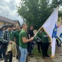 Protesti u Goraždu zbog hapšenja Vranja