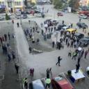 U Kalesiji protestovali jer vijećnici ustrajavaju na odluci o povećanju paušala na 650 KM