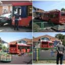 Užas u Srbiji: Autobusu uletio u dječije u igralište, objavljen snimak…