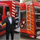 Radio u Njemačkoj, a onda se vratio u BiH: Vatrogasna vozila Suada Bešlića iz Živinica do država EU, Koreje, Kine, Amerike…
