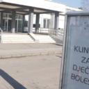 Utrostručen prijem pacijenata u Klinici za dječije bolesti UKC-a Tuzla