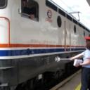 Zapalio se voz na željezničkoj stanici u Konjicu, putnici evakuisani