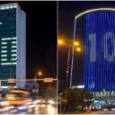 Zgrade u Sarajevu svijetle brojem 100, navijači Željezničara najavljuju spektakl