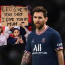 """Dječak privukao pažnju """"ponudom"""" Messiju: Daj mi dres u zamjenu za mamu"""