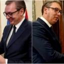 """Sastali se Aleksandar Vučić i Johnny Depp: """"Sve su dame ostale da rade prekovremeno"""""""