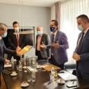 Ambasador Japana u BiH podržao borbu protiv korupcije koju sprovodi Vlada TK