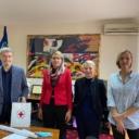 Istaknuta važnost saradnje Grada Tuzle sa Crvenim križem Tuzlanskog kantona