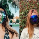 Futuristički novi trend: Neobične naočale za sunce koje pokrivaju cijelo lice