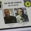 Tri godine od brutalne likvidacije sarajevskih policajaca: Ko je ubio Adisa i Davora?